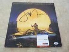 Jackson Browne Lawyers In Love Signed Autographed LP Album Record PSA Certified