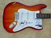 Jackson Browne Signed Autographed Electric Guitar BAS Beckett Certified