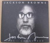 Jackson Browne signed CD Time the Conqueror PSA/DNA auto