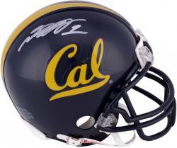 Desean Jackson Cal Bears Autographed Riddell Mini Helmet