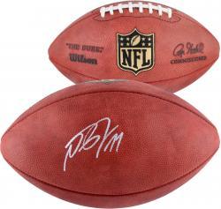 Desean Jackson Autographed Football