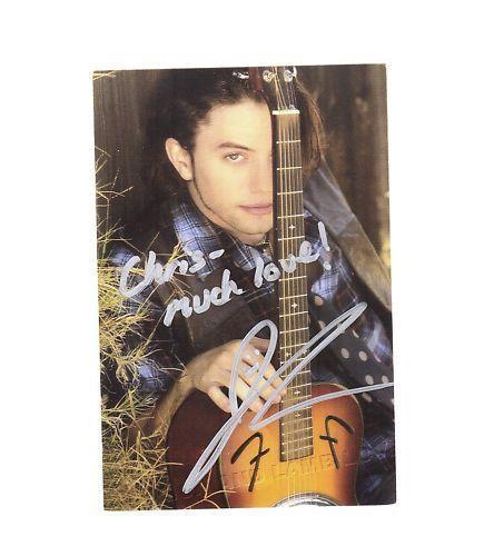 Jackson Rathbone-signed photo-1
