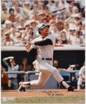 "Reggie Jackson New York Yankees Autographed 16"" x 20"" Looking Up Photograph with Mr. October Inscription"