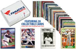 Reggie Jackson-New York Yankees-Collectible Lot of 20 MLB Trading Cards - Mounted Memories