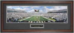Jacksonville Jaguars Kick-Off 1998 - First Playoff At Alltel Stadium Framed Panoramic - Mounted Memories