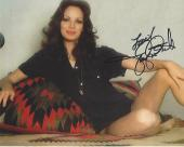 "JACLYN SMITH - Best Known as KELLY GARRETT in the TV Series ""CHARLIE'S ANGELS"" Only Female Lead to Remain with Series for Complete Run 1976-81 - Signed 10x8 Color Photo"