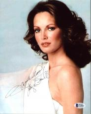 Jaclyn Smith Charlie's Angels Signed 8X10 Photo BAS #C18604