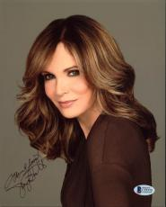 Jaclyn Smith Charlie's Angels Signed 8X10 Photo BAS #C19370