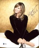 Jaclyn Smith Charlie's Angels Signed 8X10 Photo BAS #C57031