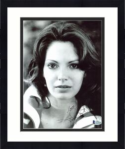 Jaclyn Smith Charlie's Angels Signed 8x10 Photo BAS #D17016