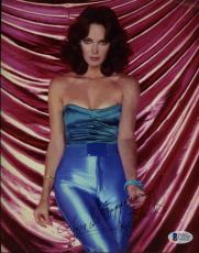 JACLYN SMITH Hand Signed BAS BECKETT COA 8x10 Photo Autographed Authenticated