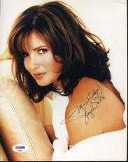 JACLYN SMITH HAND SIGNED PSA DNA CERT 8X10 PHOTO Autographed Authentic