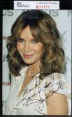 Jaclyn Smith Jsa Cert Hand Signed Photo Authenticated Autograph