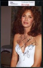 Jaclyn Smith Jsa Coa Hand Signed Photo Authenticated Autograph