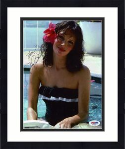 Jaclyn Smith Psa Dna Cert Autograph 8x10 Photo Hand Signed