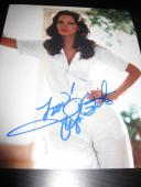 JACLYN SMITH SIGNED AUTOGRAPH 8x10 PHOTO CHARLIES ANGELS IN PERSON COA AUTO NY D