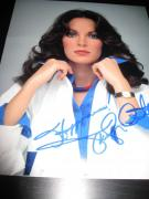 JACLYN SMITH SIGNED AUTOGRAPH 8x10 PHOTO CHARLIES ANGELS IN PERSON COA AUTO NY E