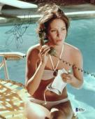 JACLYN SMITH SIGNED AUTOGRAPHED 8x10 PHOTO KELLY CHARLIE'S ANGELS BECKETT BAS