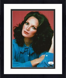 Jaclyn Smith signed Charlie's Angels 8x10 photo autographed Kelly Garrett 3 JSA
