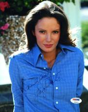 Jaclyn Smith Signed Psa/dna Certified 8x10 Photo Authenticated Autograph
