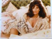 Jaclyn Smith Signed Sexy Authentic Autographed 16x20 Photo PSA/DNA #AC78518