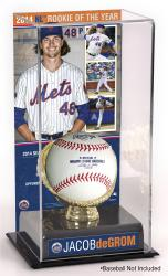 Jacob deGrom New York Mets 2014 National League ROY Gold Glove with Image Display Case