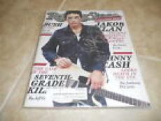 Jacob Dylan Wallflowers Rolling Stones Signed Autographed Magazine PSA Guarantee