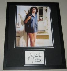 Jacqueline Bisset SEXY Signed Framed 11x14 Photo Display Casino Royale