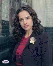 JACQUELINE OBRADORS SIGNED AUTOGRAPHED 8x10 PHOTO NYPD BLUE PSA/DNA
