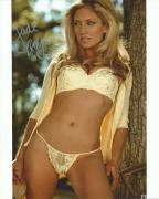 Jade Bryce Signed 8x10 Photo Bellator MMA Playboy SE Magazine Model Autograph 16