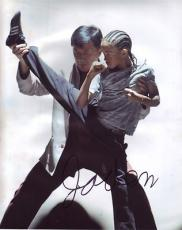 JADEN SMITH signed *THE KARATE KID* 8x10 Photo Dre Parker W/COA