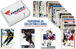 Jaromir Jagr Pittsburgh Penguins-Collectible Lot of 20 NHL Trading Cards - Mounted Memories