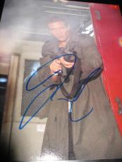 JAI COURTNEY SIGNED AUTOGRAPH 8x10 PHOTO INSURGENT PROMO IN PERSON COA AUTO NY D