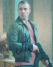 Jai Courtney Signed Autographed 8x10 Photo    Terminator Genisys Suicide Squad C