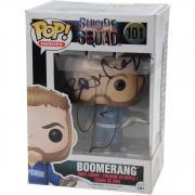 Jai Courtney Suicide Squad Autographed #101 Boomerang Funko Pop! - JSA