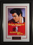 Jailhouse Rock - Elvis Presley Framed 11x17 Movie Poster