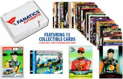 Jaime McMurray Nascar Collectible 15 Card Lot