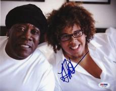 Jake Clemons Bruce Springsteen E Street Band Signed 8x10 Photo PSA DNA COA