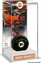 Jakub Voracek Philadelphia Flyers Deluxe Tall Hockey Puck Case