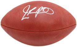 Oakland Raiders JaMarcus Russell Autographed Football