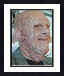 """James C Leary Signed Buffy The Vampire Slayer """"Clem"""" 8x10 Photo #2"""
