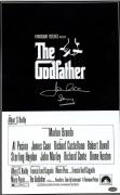 """James Caan Signed """"The Godfather"""" 11x17 Movie Poster Inscribed """"Sonny"""
