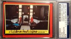 James Earl Jones 1983 Topps Darth Vader AUTO Signed Autograph PSA/DNA Star Wars
