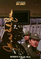 James Earl Jones 2013 Topps Star Wars Jedi Legacy AUTO Signed Film Cel PSA/DNA