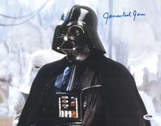 """James Earl Jones Autographed 11"""" x 14"""" Star Wars Darth Vader Photograph - PSA/DNA COA"""