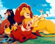 Autographed King Picture - James Earl Jones 8x10 The Lion Image #1