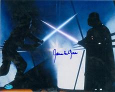 James Earl Jones autographed 8x10 photo (Voice of Darth Vader Star Wars) Image #SC10