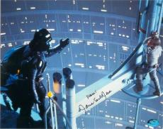 James Earl Jones autographed 8x10 photo (Voice of Darth Vader Star Wars) Image #SC8