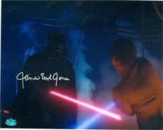 James Earl Jones autographed 8x10 photo (Voice of Darth Vader Star Wars) Image #SC9