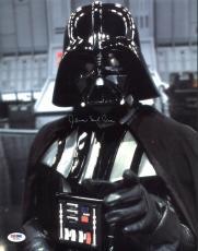 James Earl Jones Darth Vader Star Wars Signed 11X14 Photo PSA/DNA #W61880